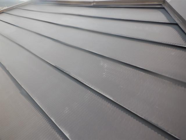 ハゼ 錆止め塗装 トタン屋根