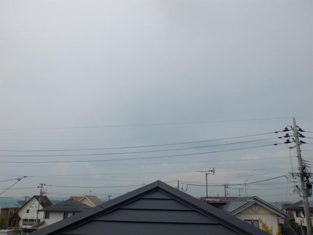 天気が微妙