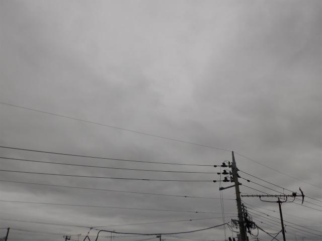 天気が・・