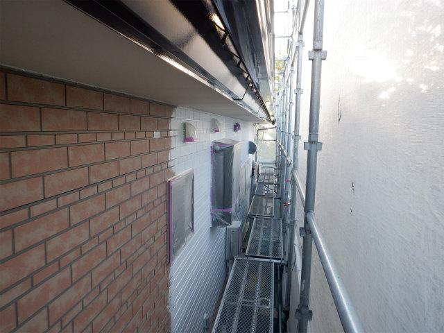 外壁塗装 下塗り 宮城県石巻市仙台市 マイティー万能水性シーラー