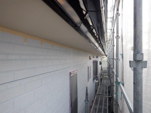 外壁塗装 北面