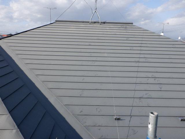 トタン屋根 ガルバ