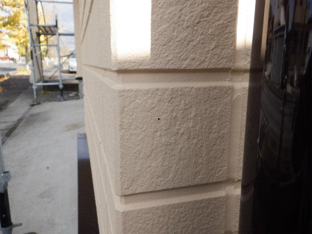 ダメ直し 外壁塗装