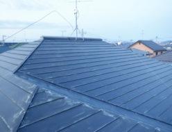 トタン屋根塗装 ケレン