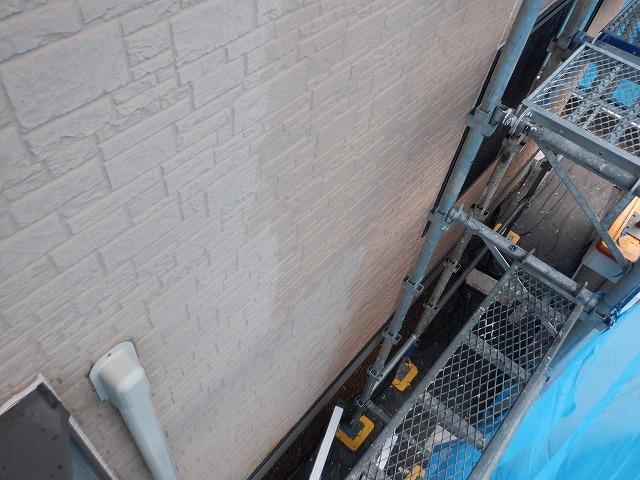 外壁洗浄中 外壁塗装