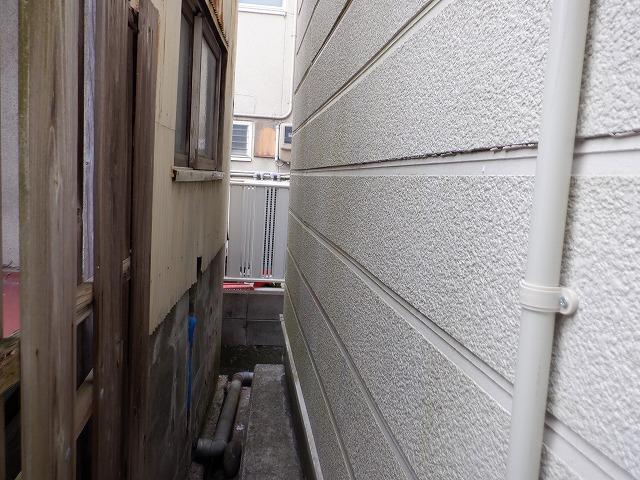 足場 外壁塗装
