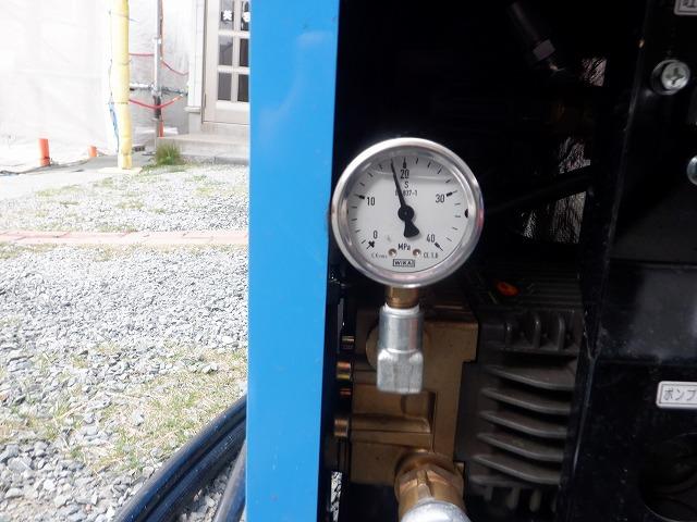 高圧洗浄機 簡易防音