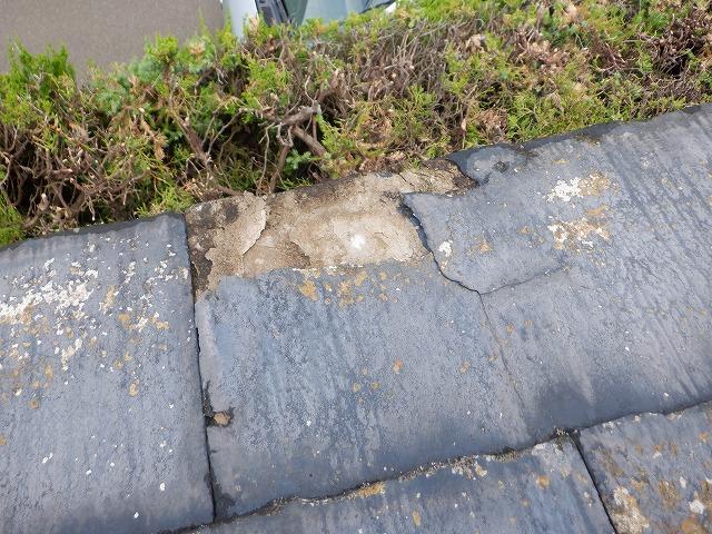 屋根 腐食