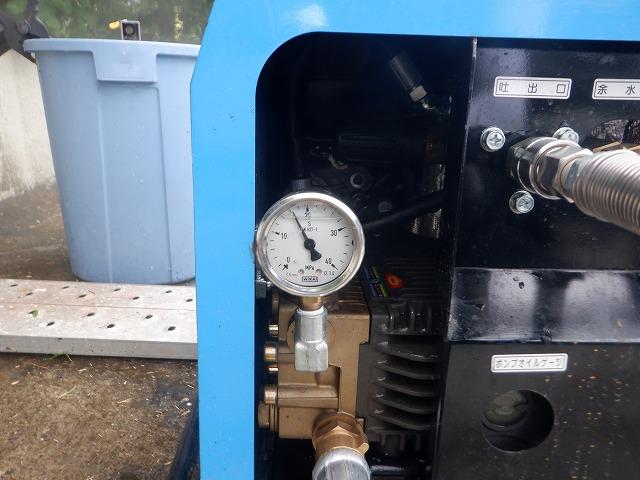 圧力 16Mpa 高圧洗浄機