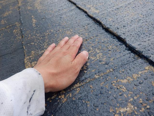 屋根塗装 宮城県仙台市 雨