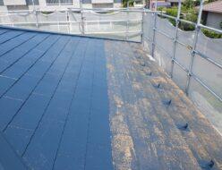 カラーベスト コロニアル スレート 屋根塗装 宮城県仙台市