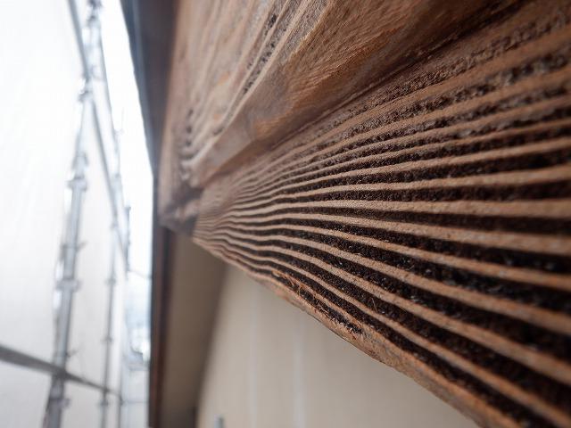 破風 洗濯板 木