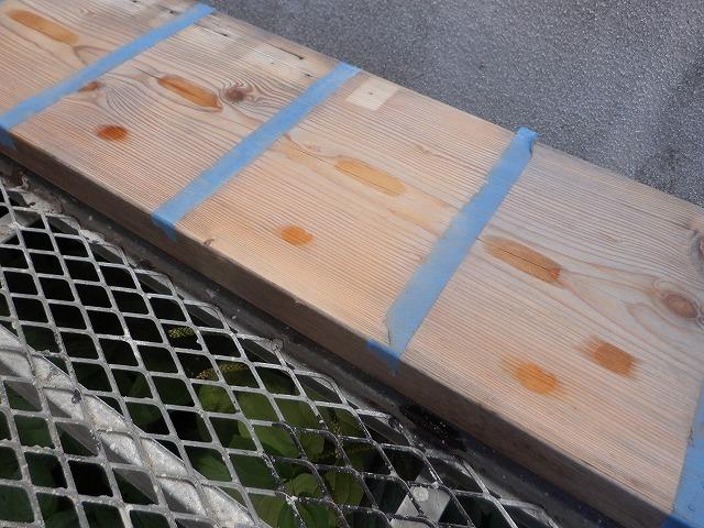 吸い込み 木材 研磨 下地処理