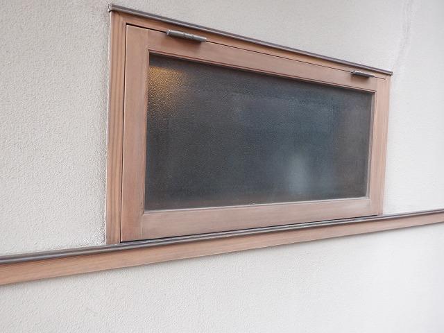 窓 建具 下地処理