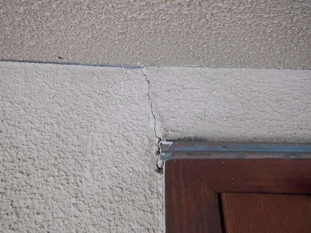 外壁 ひび割れ クラック