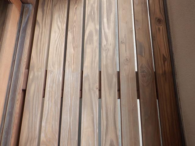 床 木材 ケレン 下地処理