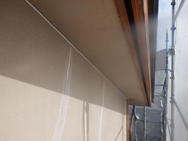 施工後 2階 外壁 スキマフィルNB