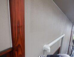 外壁 洗浄中 高圧洗浄 宮城県