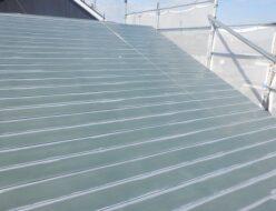 トタン屋根 錆止め塗装 宮城県